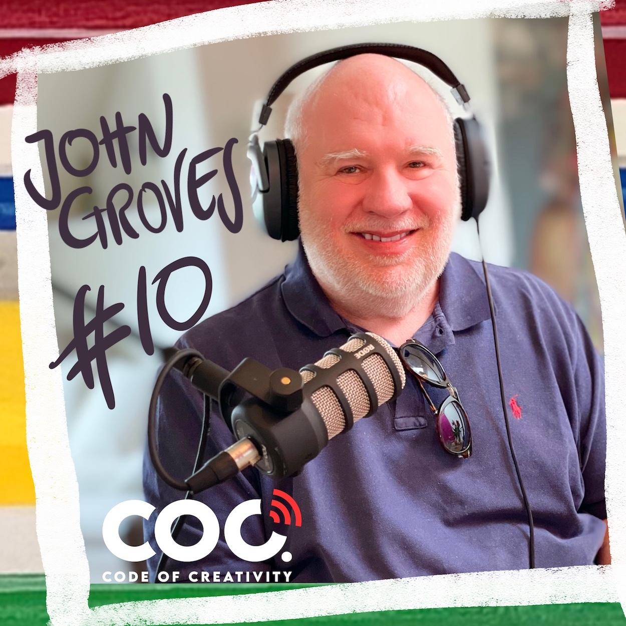 #10 John Groves - Komponist - Musikproduzent - App Creator