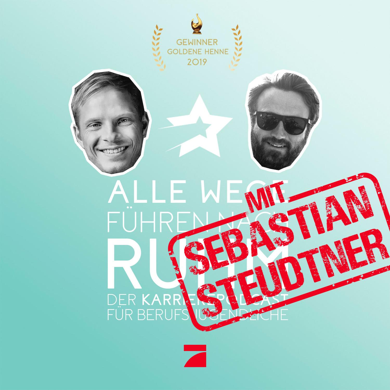 AWFNR #381 mit Sebastian Steudtner - Big Wave Wipeouts, Weltrekordversuche und der Umgang mit Angst