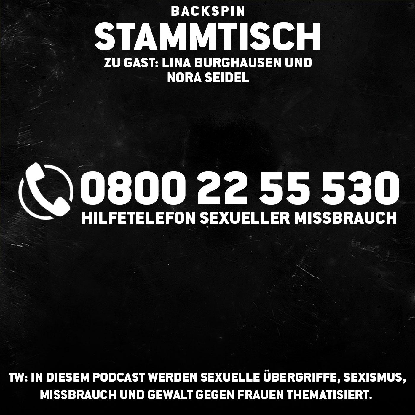 #263 - Ein Impuls für die Gesellschaft? #deutschrapmetoo | Stammtisch