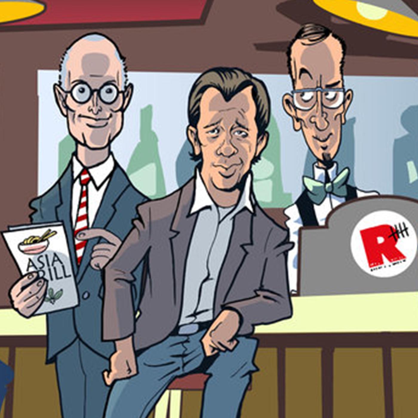 Die Glückskeks-Mafia (mit Jan Fedder und Peter Tschentscher)