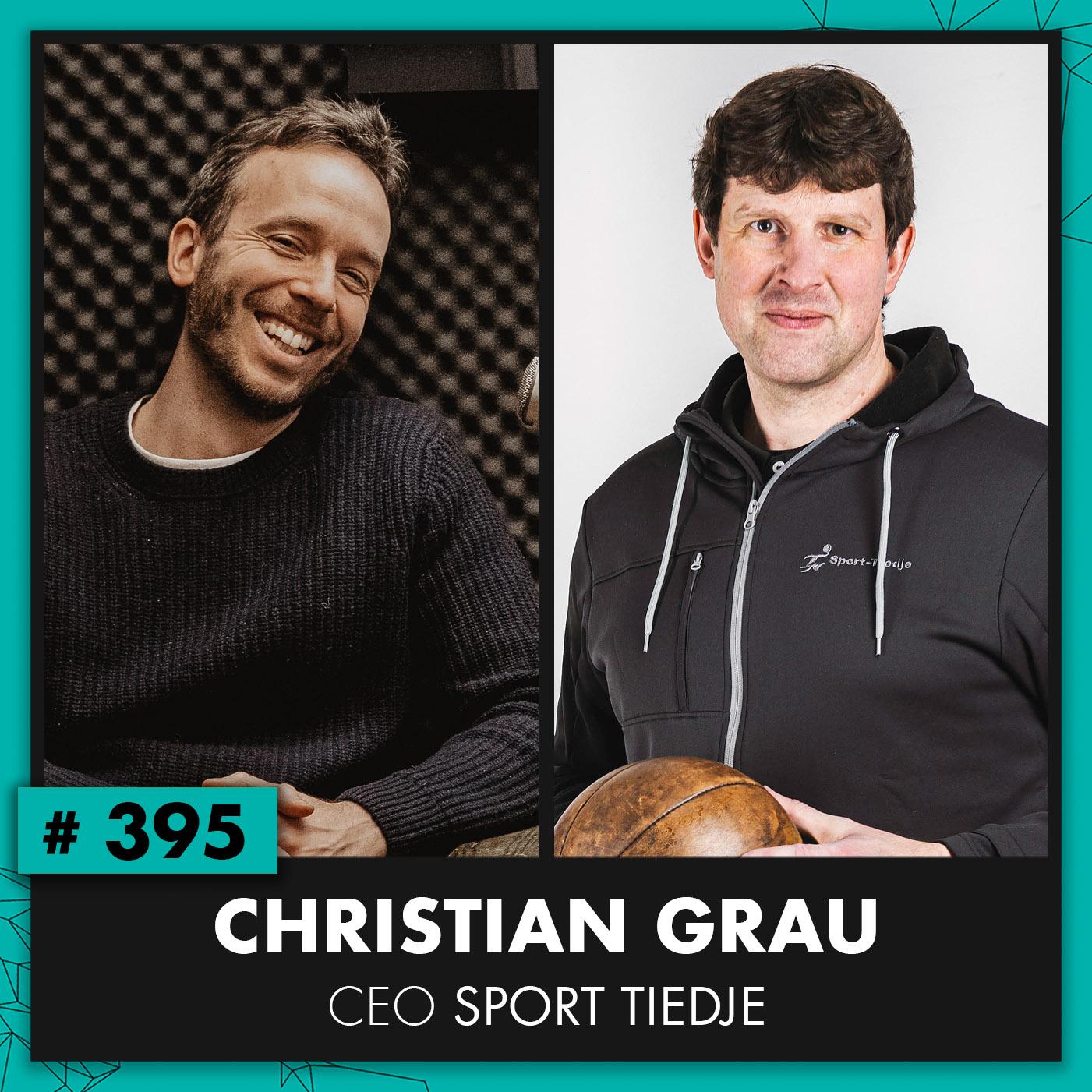 OMR #395 Sport Tiedje-Chef Christian Grau über Corona-Raketen und VIP-Kunden