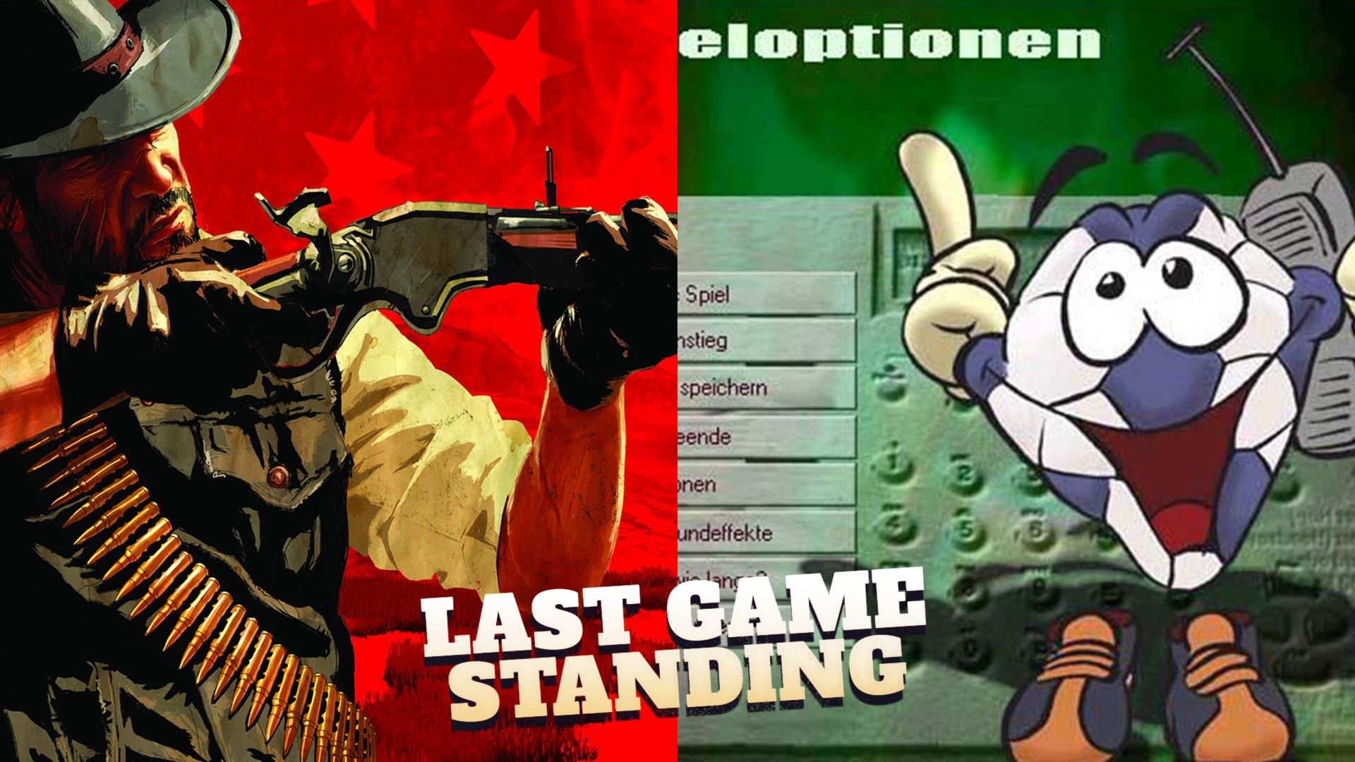 """Viertelfinale """"Bester zweiter Teil"""": Anstoss 2 vs. Red Dead Redemption"""