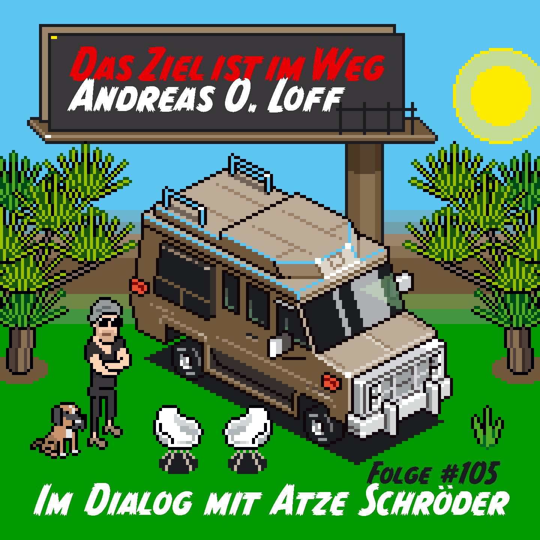 """#105 Atze Schröder (Abenteuerfolge), """"Das ist so gut, ich könnte heulen"""""""