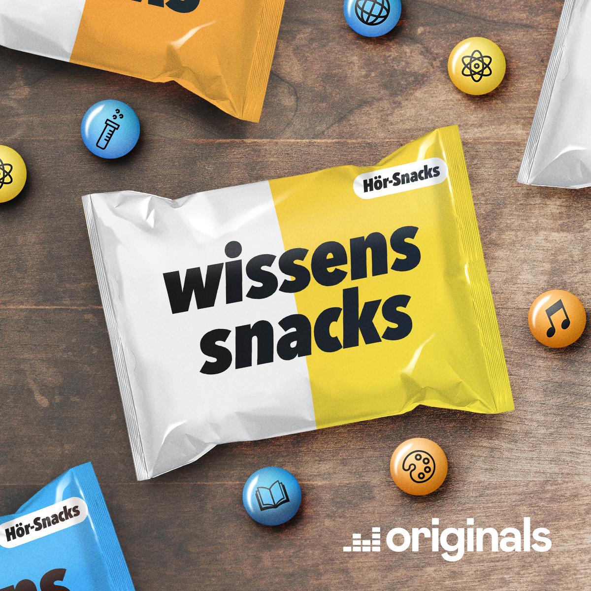 Wissens Snacks Cover