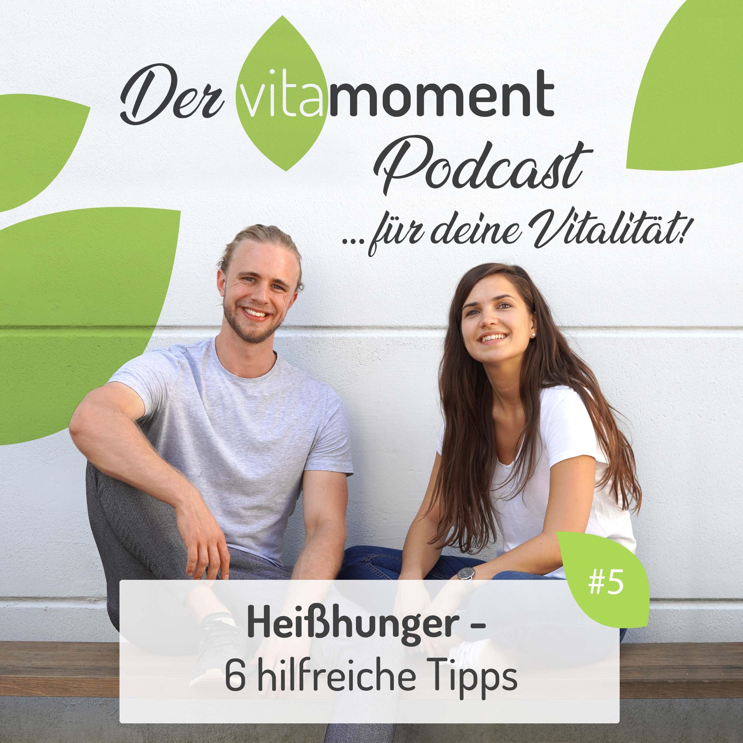 #5 Heißhunger - 6 hilfreiche Tipps