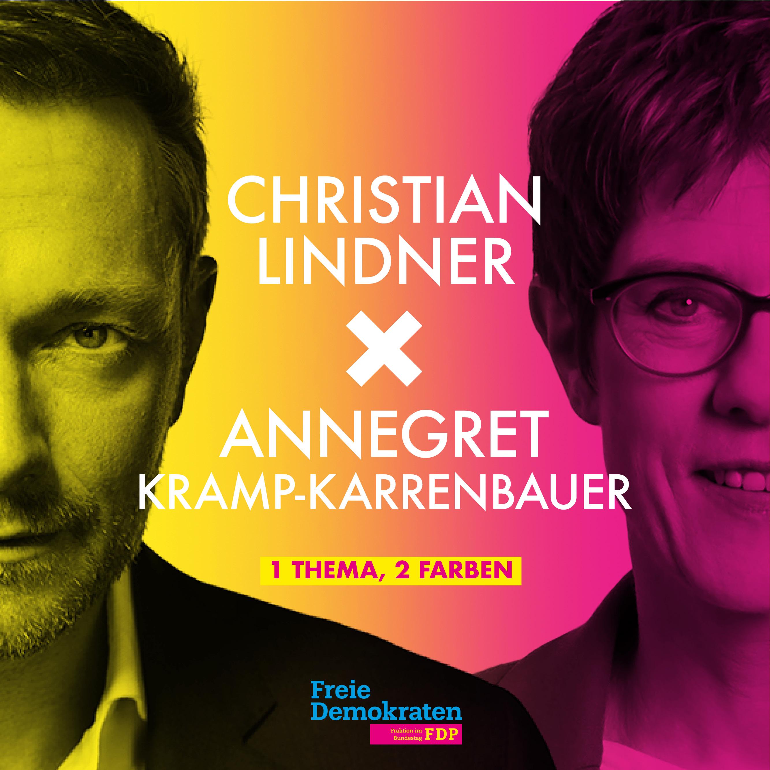 Was haben Sie in 100 Tagen Verteidigungsministerin erreicht, Annegret Kramp-Karrenbauer?