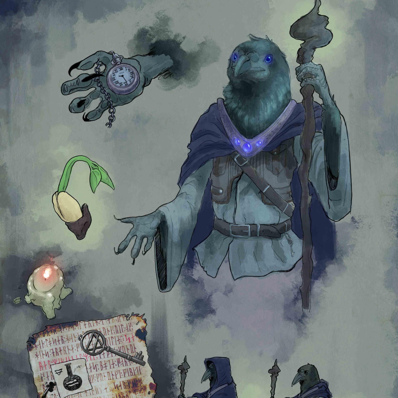 Die Botschaft des Raben und der Archetyp des Tricksters