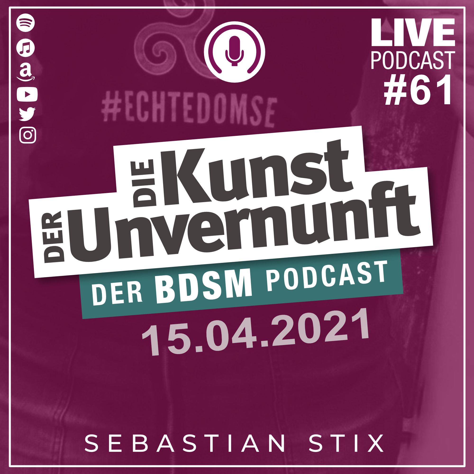 Unvernunft Live 15.04.2021 - Was hab ich euch vermisst