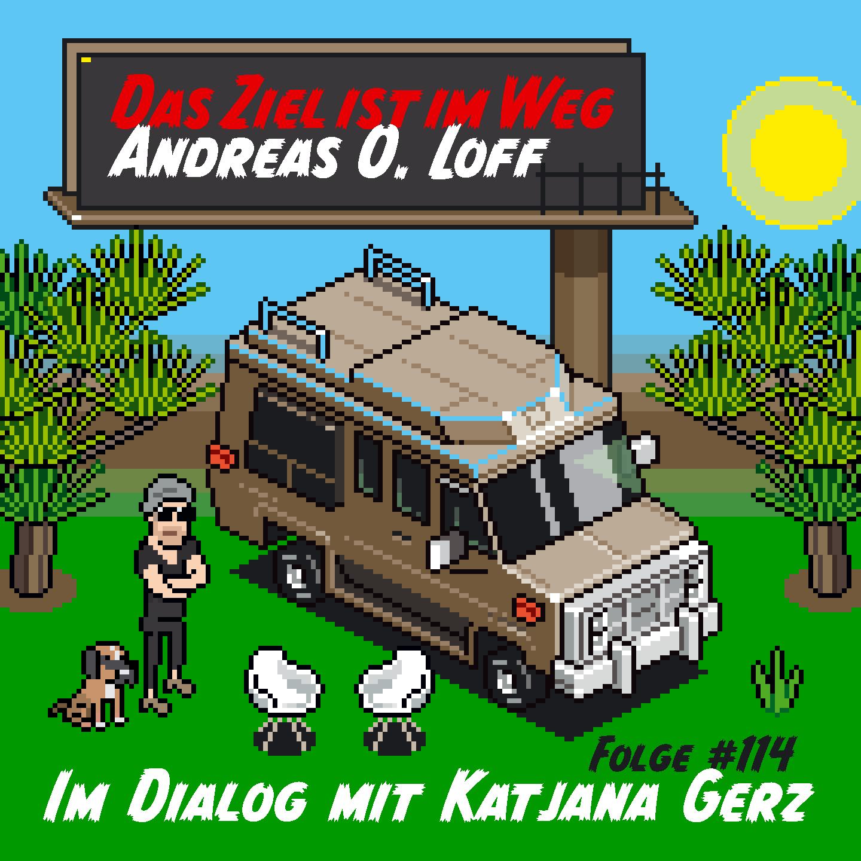 """#114 Katjana Gerz, """"Wir essen Schwarzbrot und sprechen Donut"""""""