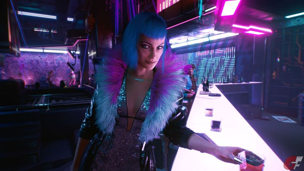Cyberpunk 2077 Test