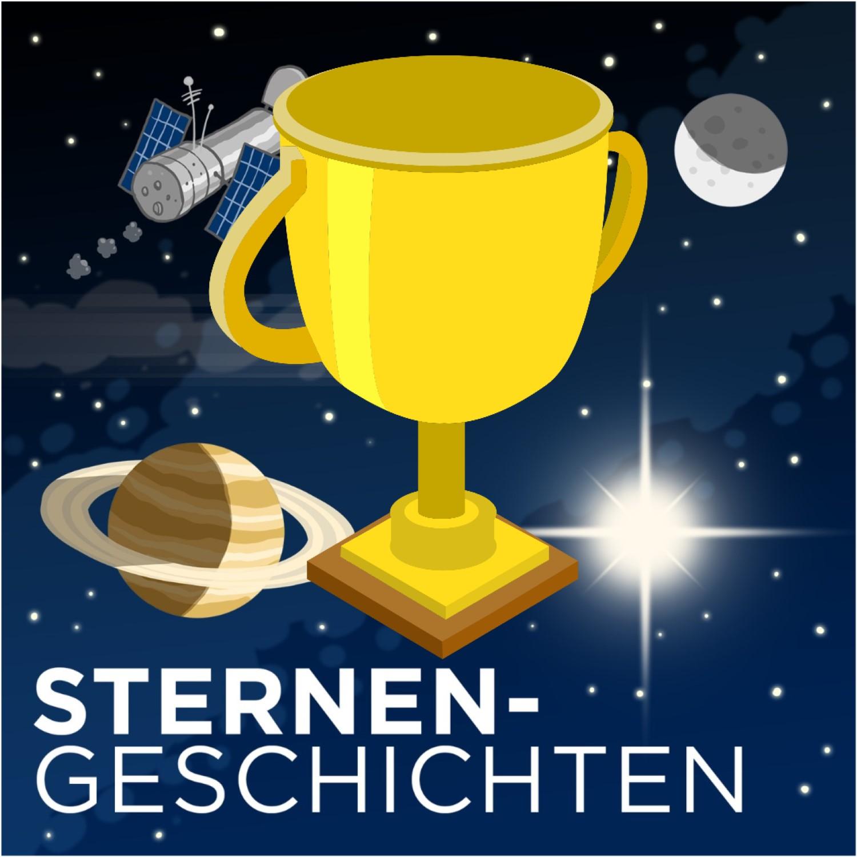 Ein Podcast Award für die Sternengeschichten