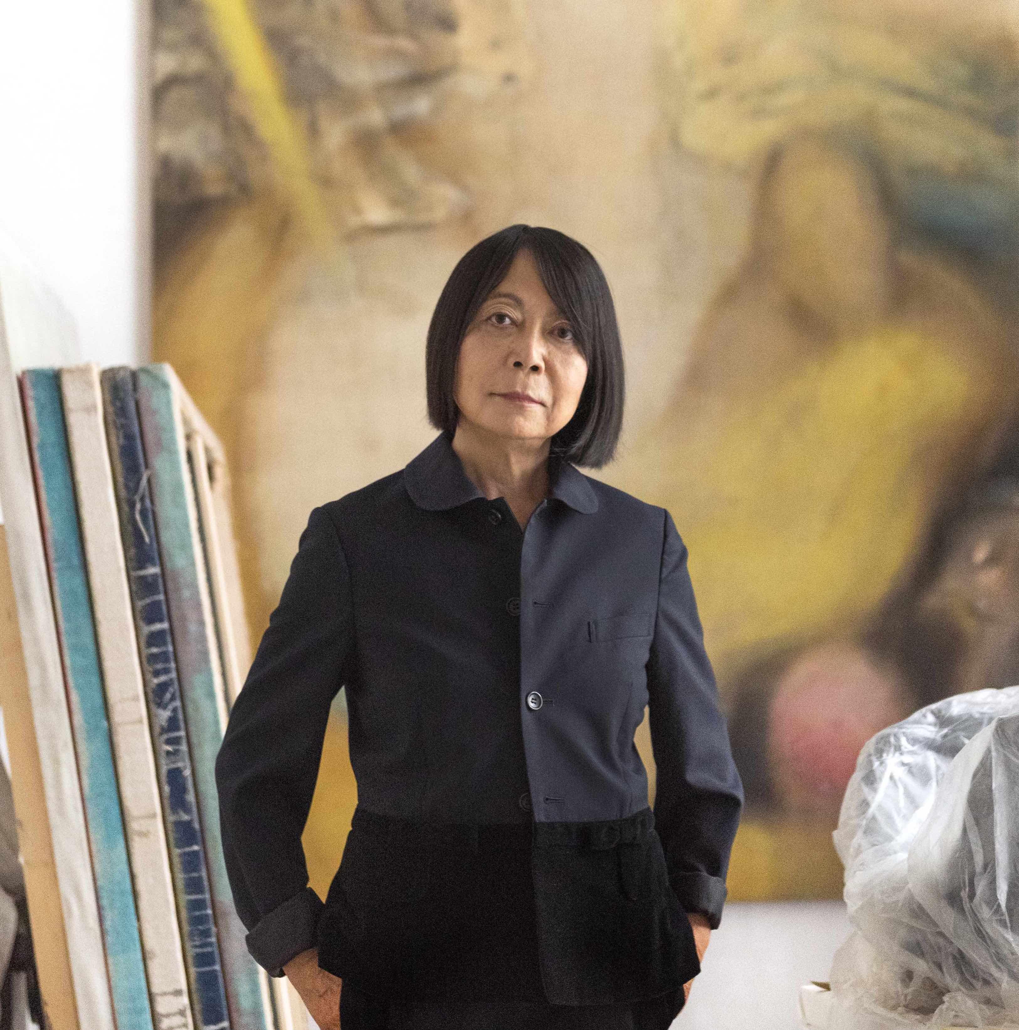 #9 Leiko Ikemura im Gespräch mit Lisa Zeitz