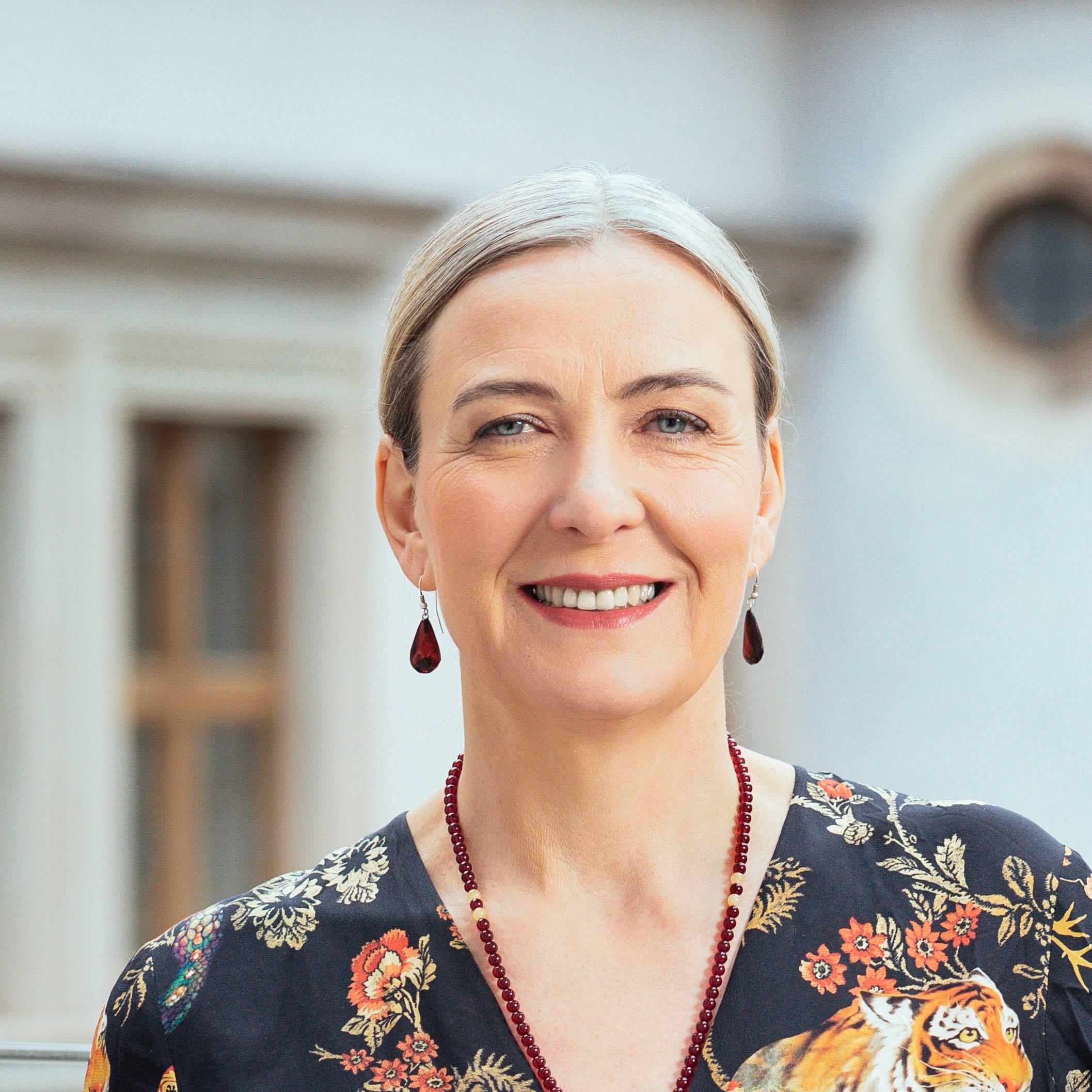 #2 Marion Ackermann im Gespräch mit Lisa Zeitz