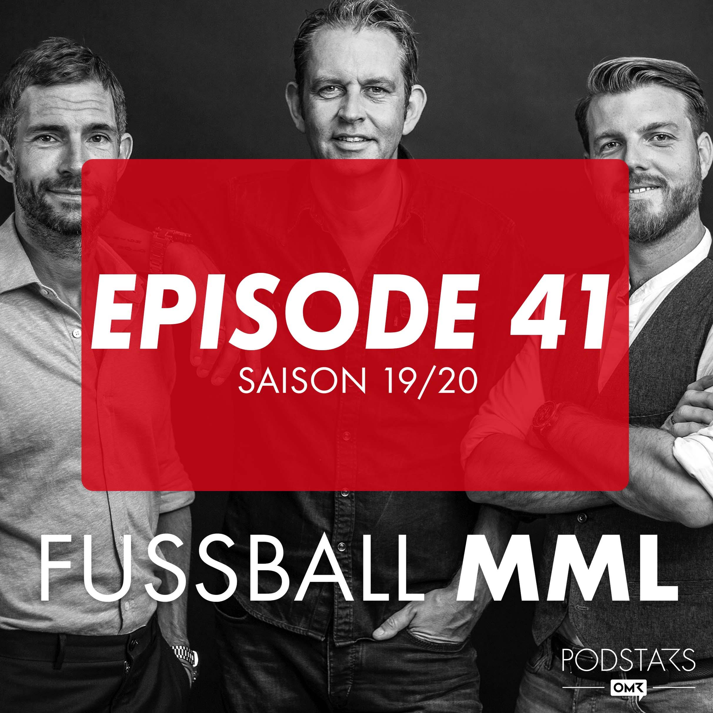 Härtefallsüchtig - E41 - Saison 19/20