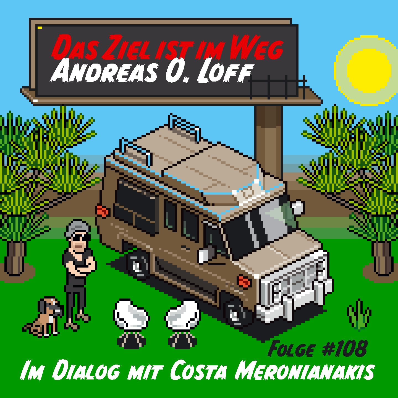 """#108 Costa Meronianakis, """"Wie sehr muss man diese dämliche Soße denn lieben?"""""""