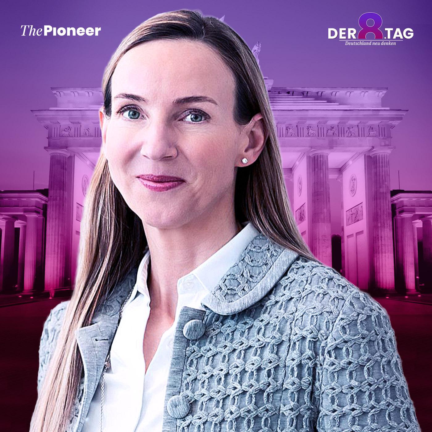 Der achte Tag #40 - Simone Bagel-Trah: Darum Zuversicht!