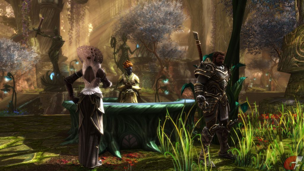 Kingdoms of Amalur Re-Reckoning PS4 Test