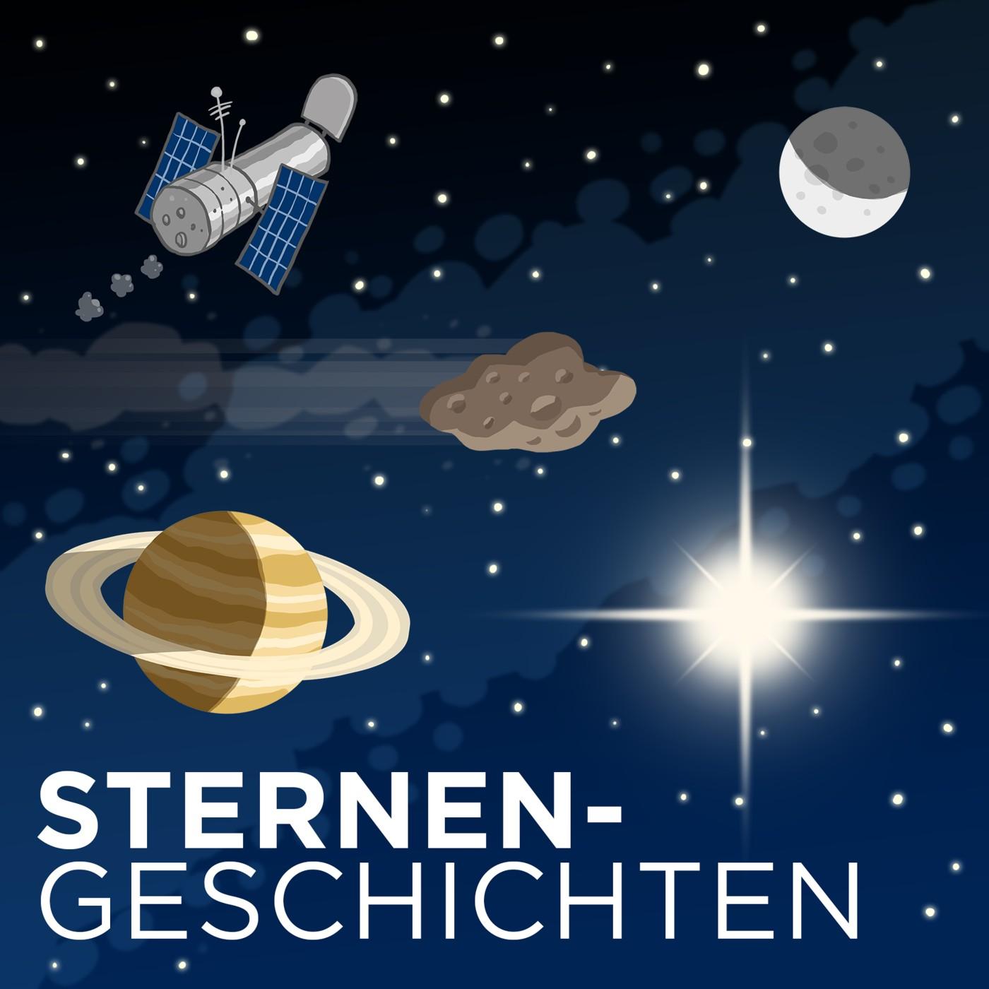 Sternengeschichten Folge 351: MOND - Die modifizierte Newtonsche Dynamik