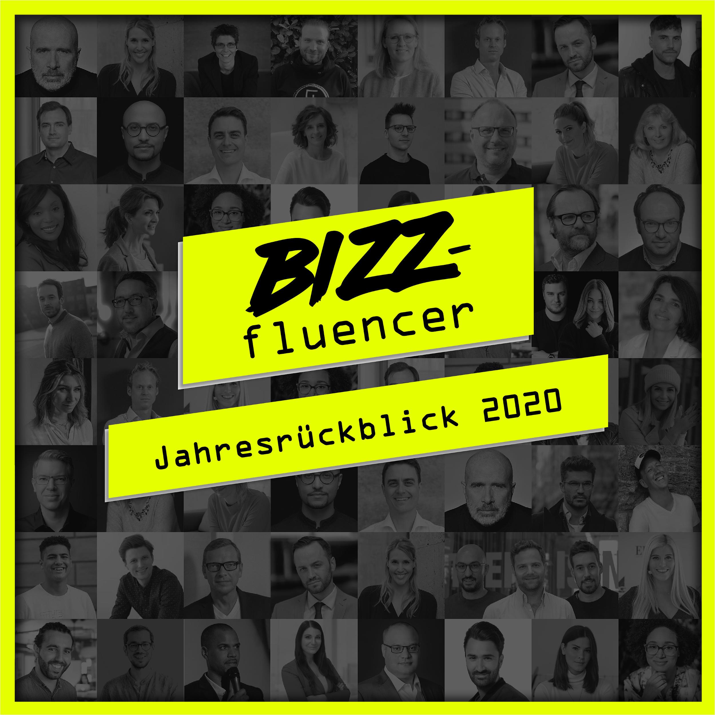 #44 BIZZfluencer Jahresrückblick mit Hendrik & Niklas: über 103% Motivation, Leidenschaft und Herzensprojekte