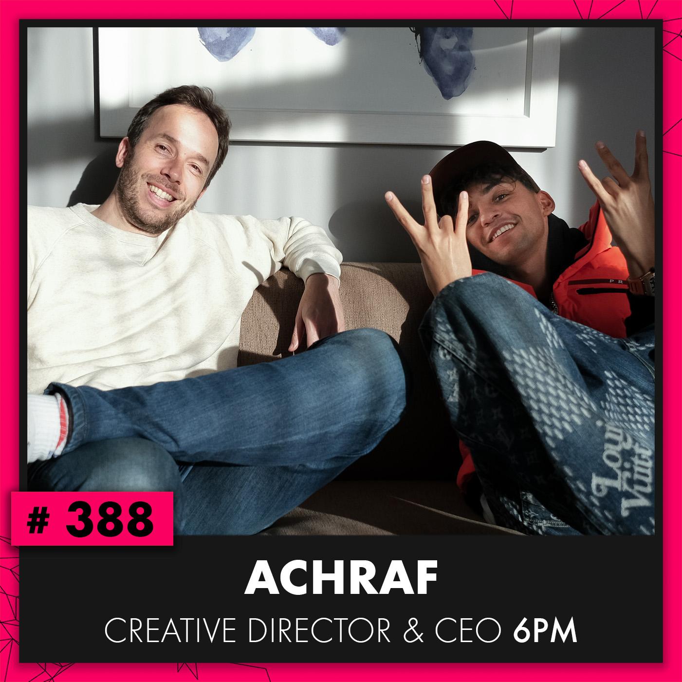 OMR #388 mit 6PM-Gründer Achraf Ait Bouzalim