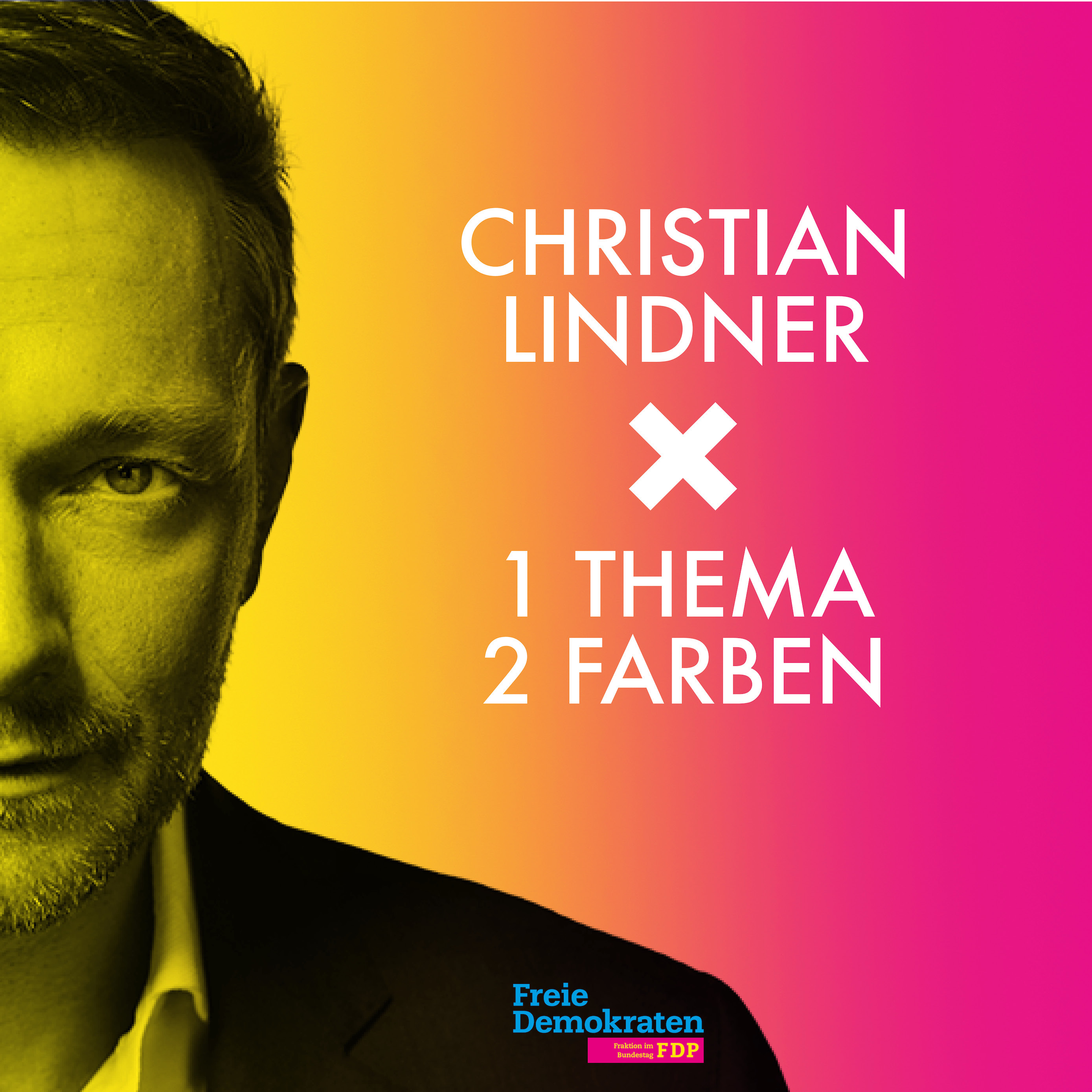 Der Podcast mit Christian Lindner