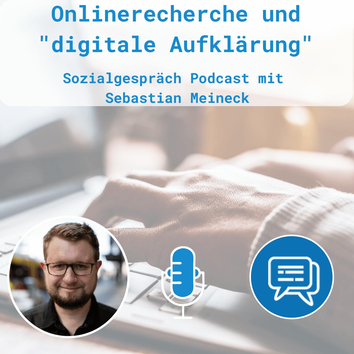 """Onlinerecherche und """"Aufklärung 2.0"""""""