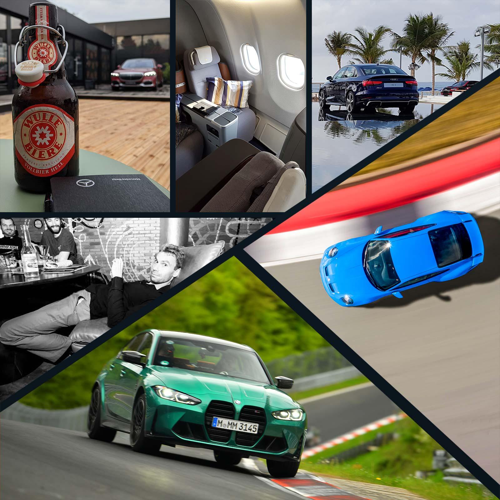 Folge 29: Fahrpräsentationen, Porsche 911 GT3 992 und BMW M3 Competition