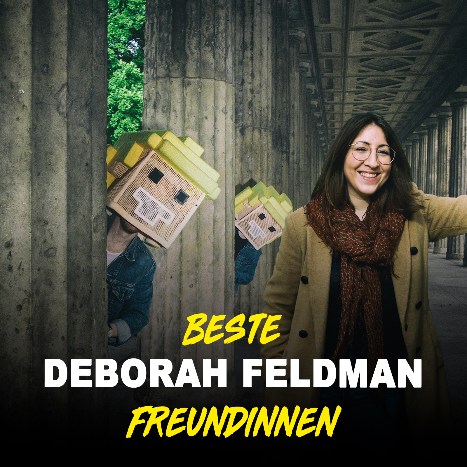 Deborah Feldman bei den Besten Freundinnen