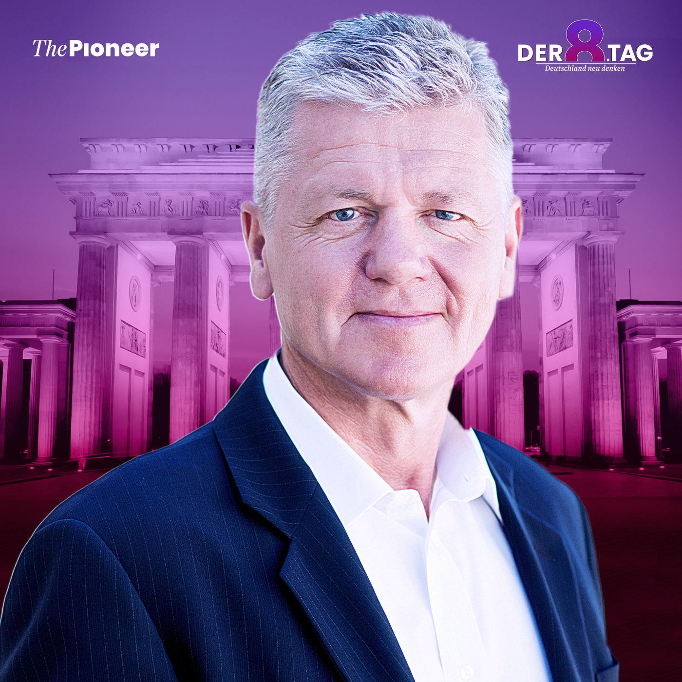 """Der achte Tag #44 - Dr. Reinhard K. Sprenger: """"Die Paralyse überwinden"""""""