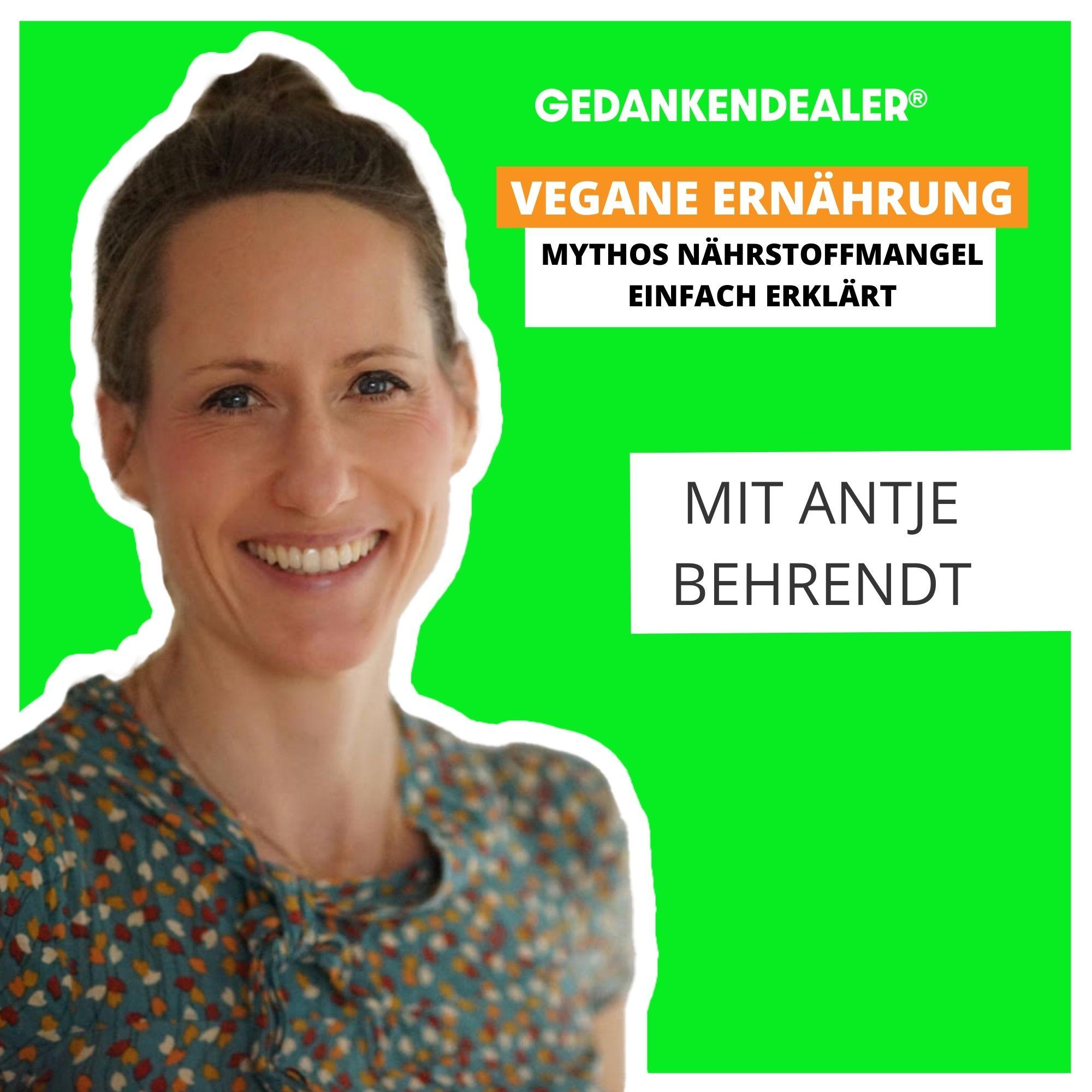 Vegane Ernährung: Mythos Nährstoffmangel einfach erklärt