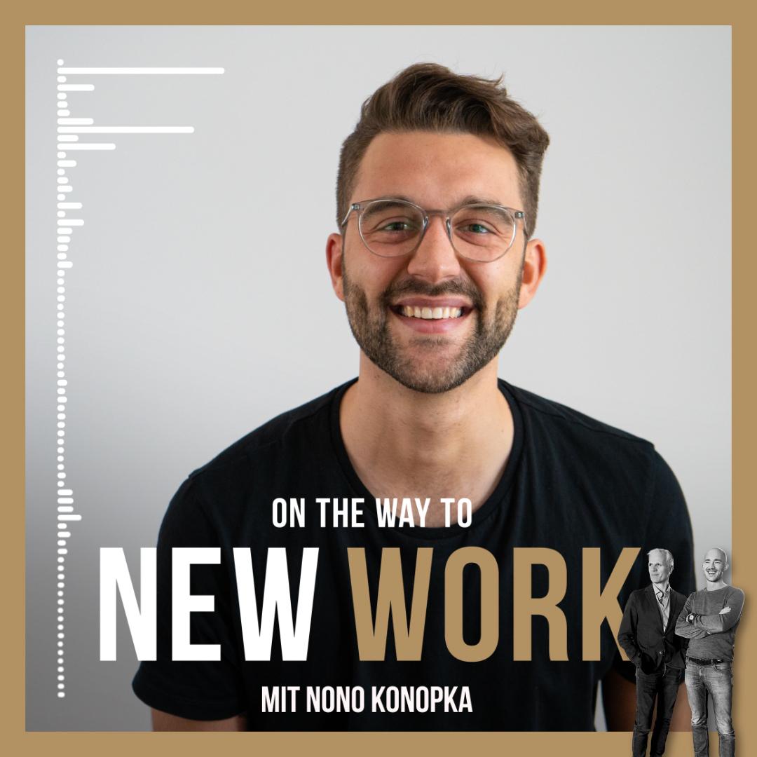 """#255 mit Nono Konopka, Unternehmer, Autor, Aktivist, auf Netflix in: """"Biking Borders"""""""