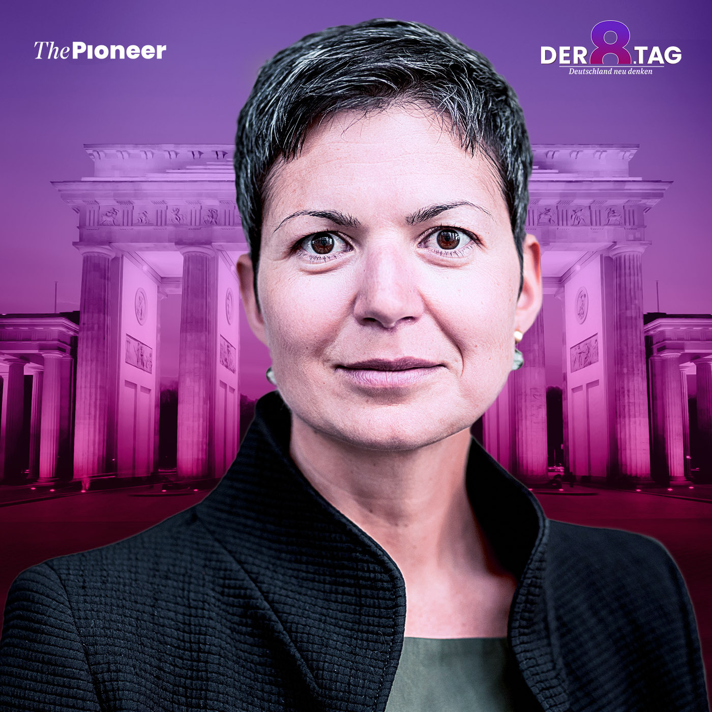 """#59 - Cordula Meckenstock: """"Integrität in der Wirtschaft"""""""