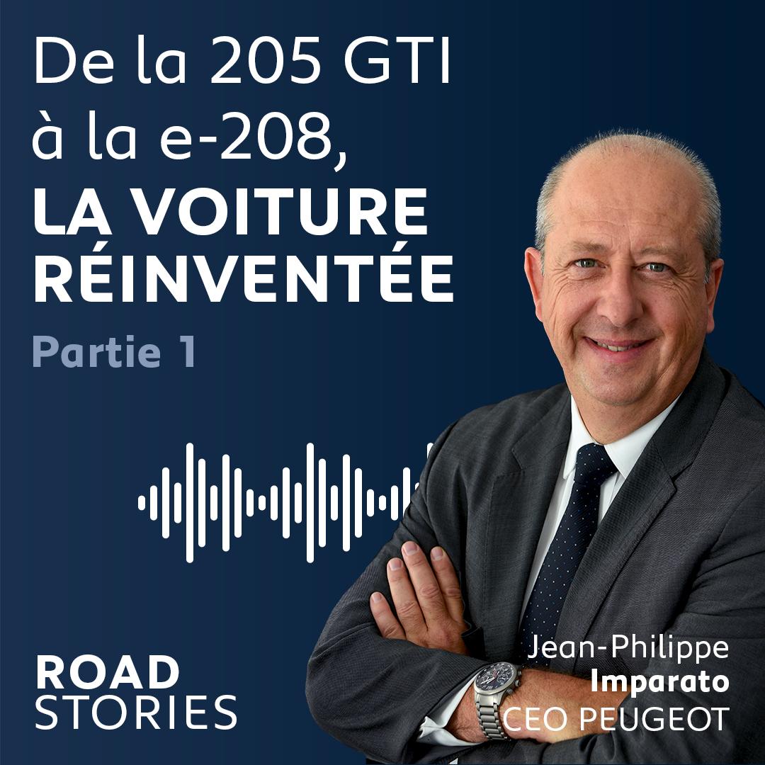 Épisode1: De la205GTI à lae-208, lavoiture réinventée (Partie1)