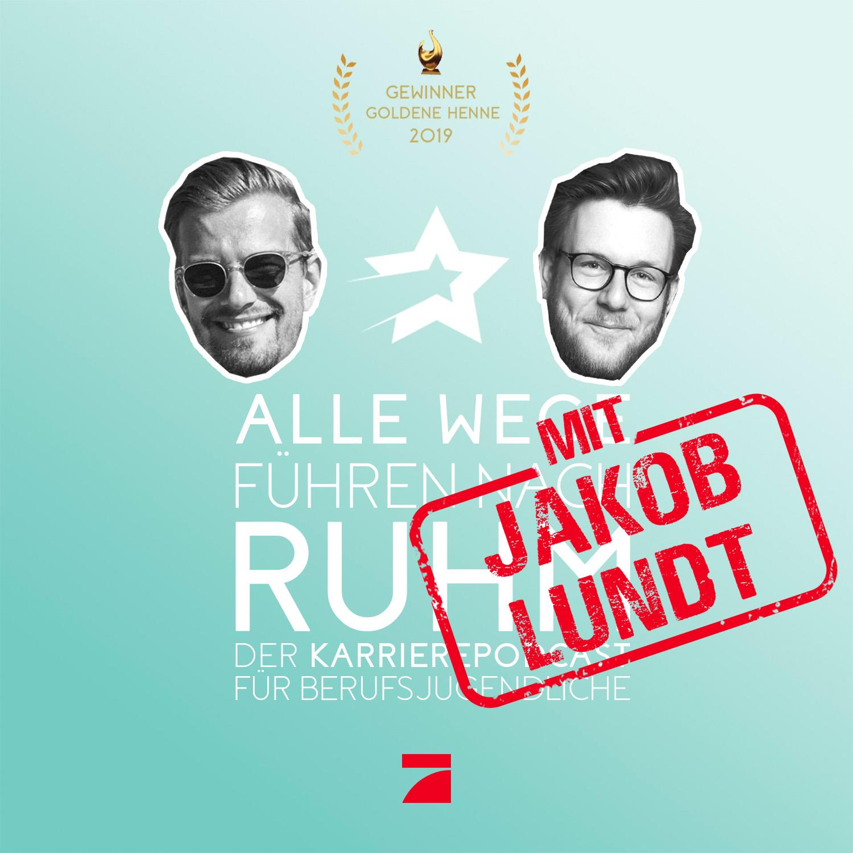AWFNR #387 mit Jakob Lundt - Lebemannstage, Milliardärspartys und der verkatertste Typ der Welt