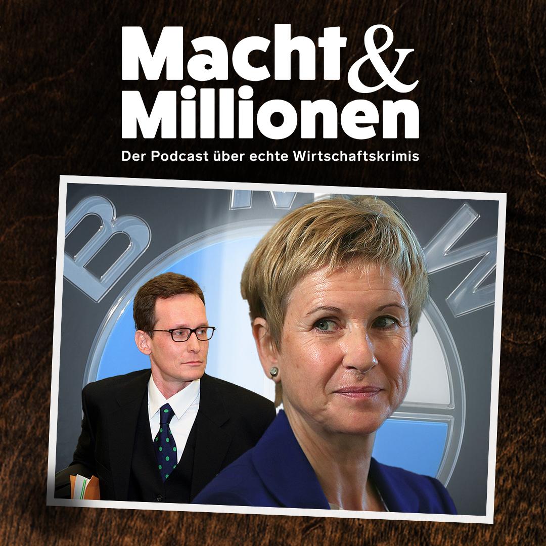 #6 Die Milliardärin und der Gigolo: Erpressungsfall Susanne Klatten