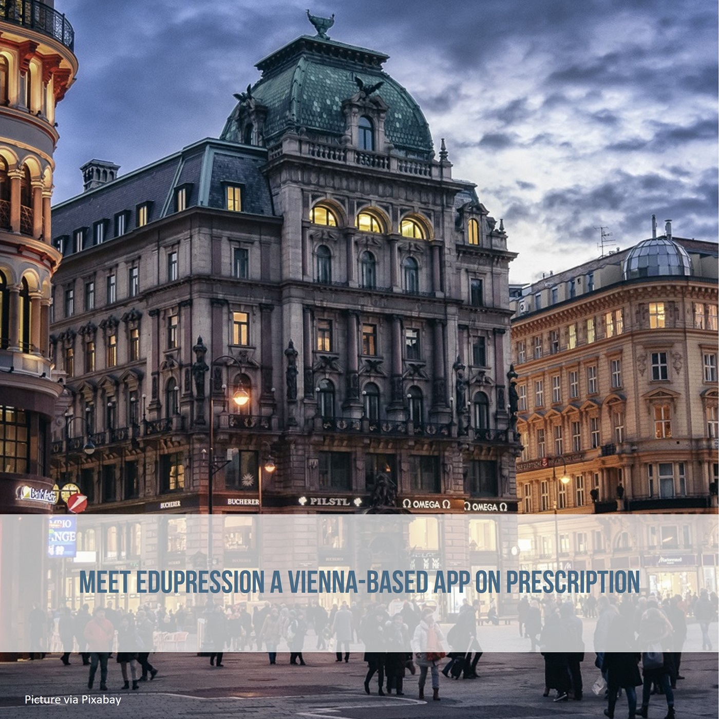 Meet Edupression a Vienna-Based App on Prescription