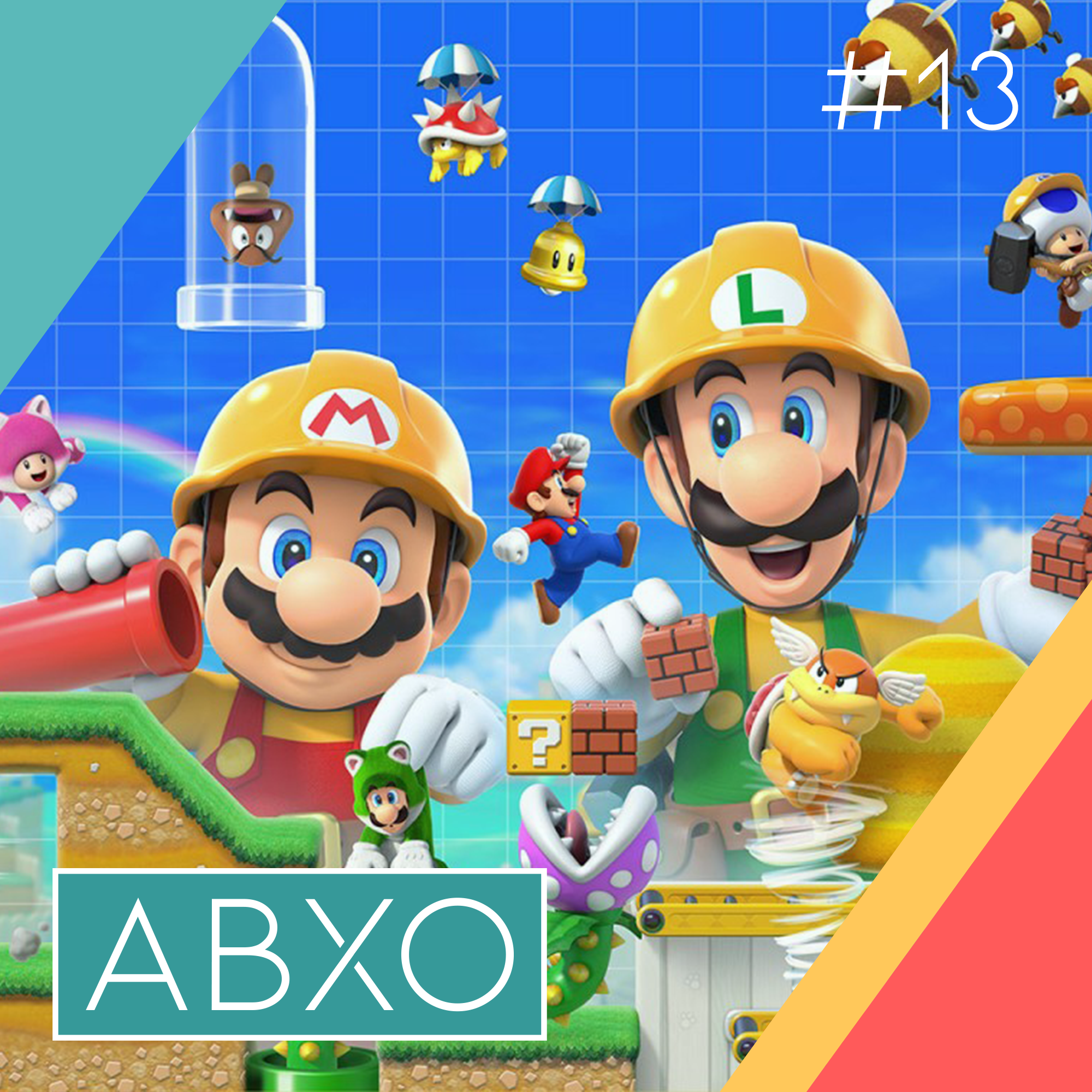 #13: Brauchen wir Exklusiv-Titel?: Epic Game Store, Nintendos Streaming-Zukunft, Super Mario Maker 2, Sea of Solitude