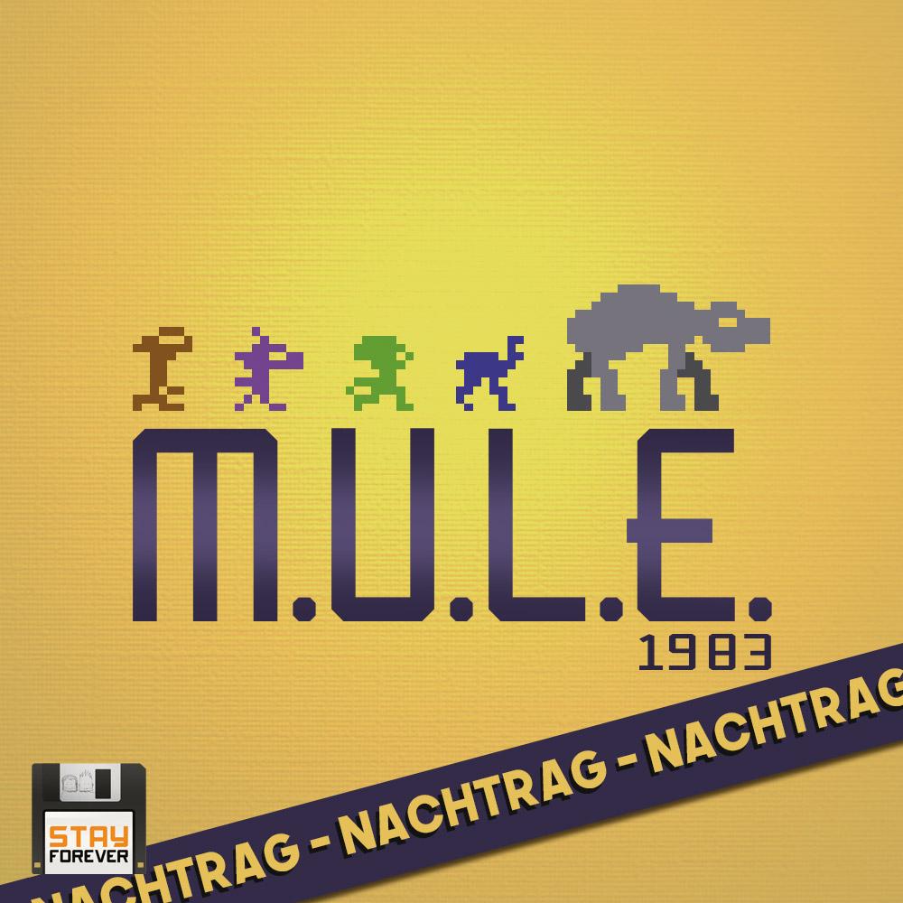 M.U.L.E. – das Levelrätsel gelöst