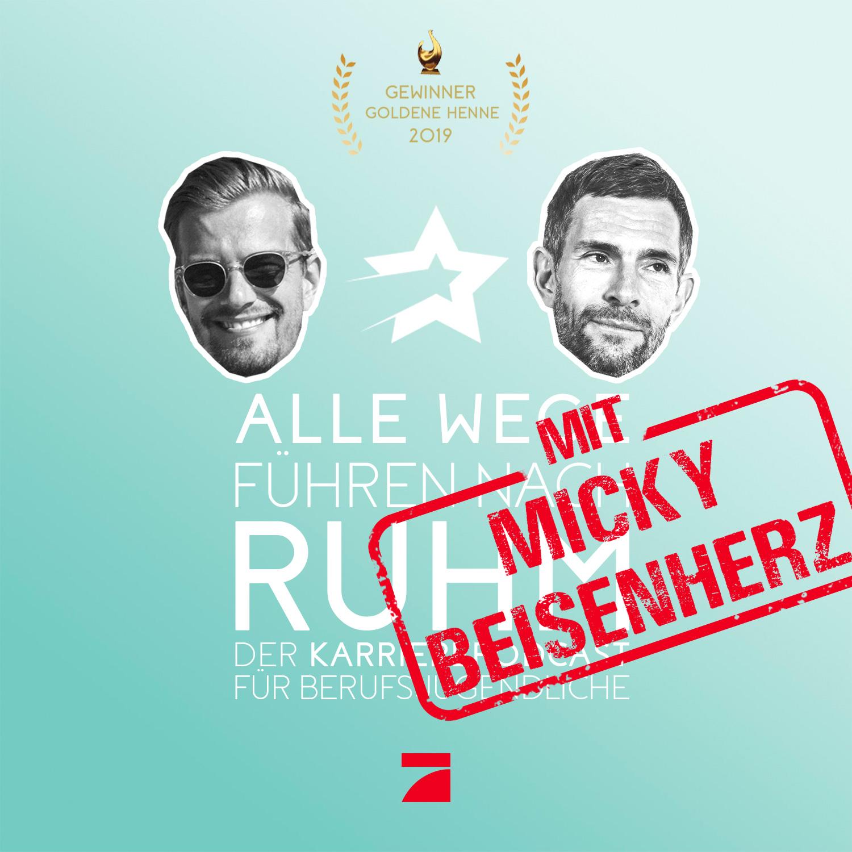 AWFNR #391 mit Micky Beisenherz- Hüttenabende, Likeability und unnötige Jury-Auftritte