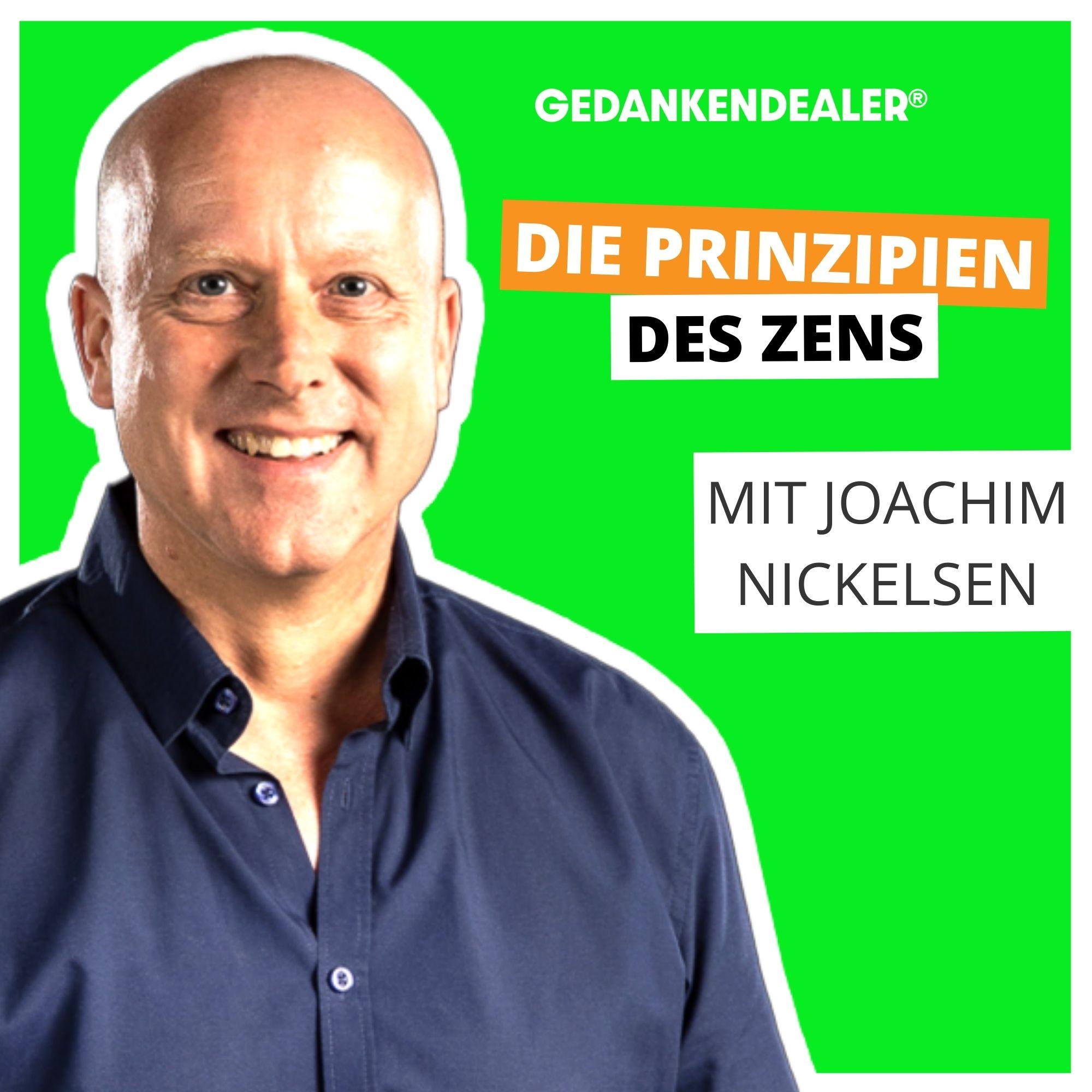 Die Prinzipien des Zens - Talk mit Joachim Nickelsen
