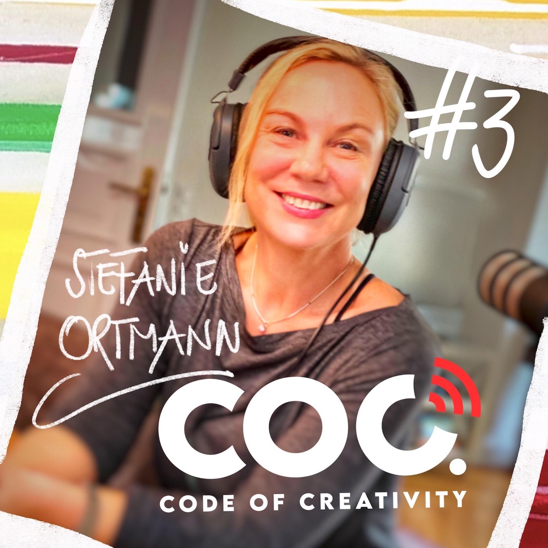 #3 Stefanie Ortmann - Begeisternde Filmemacherin