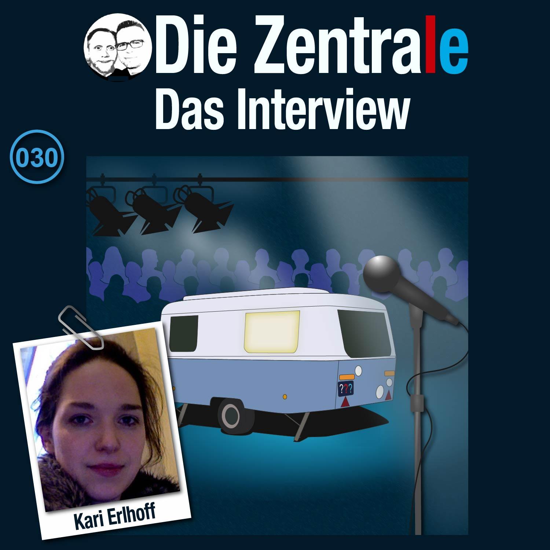 Sonderfolge – Interview mit Kari Erlhoff
