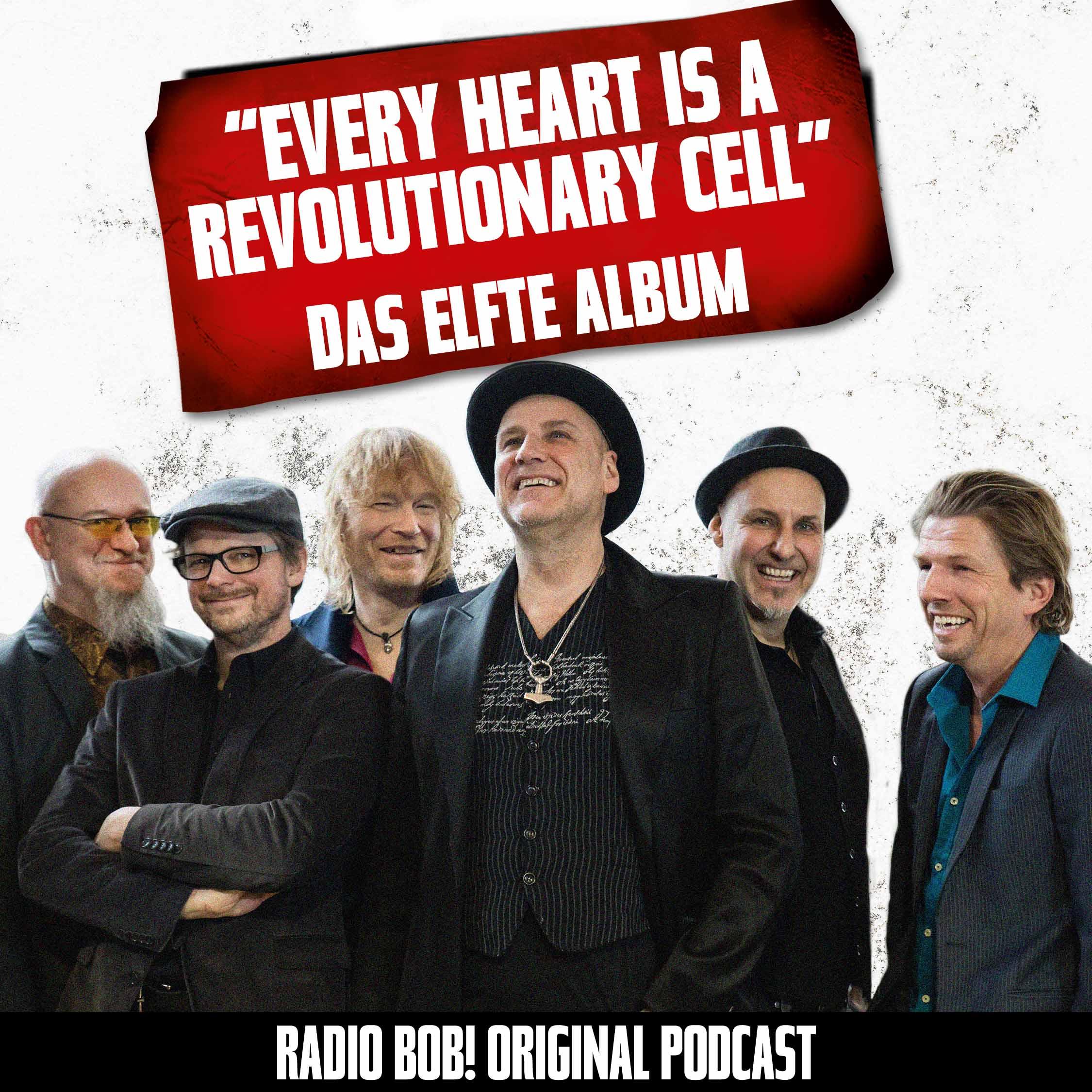 #12 - das elfte Album: Every Heart Is A Revolutionary Cell