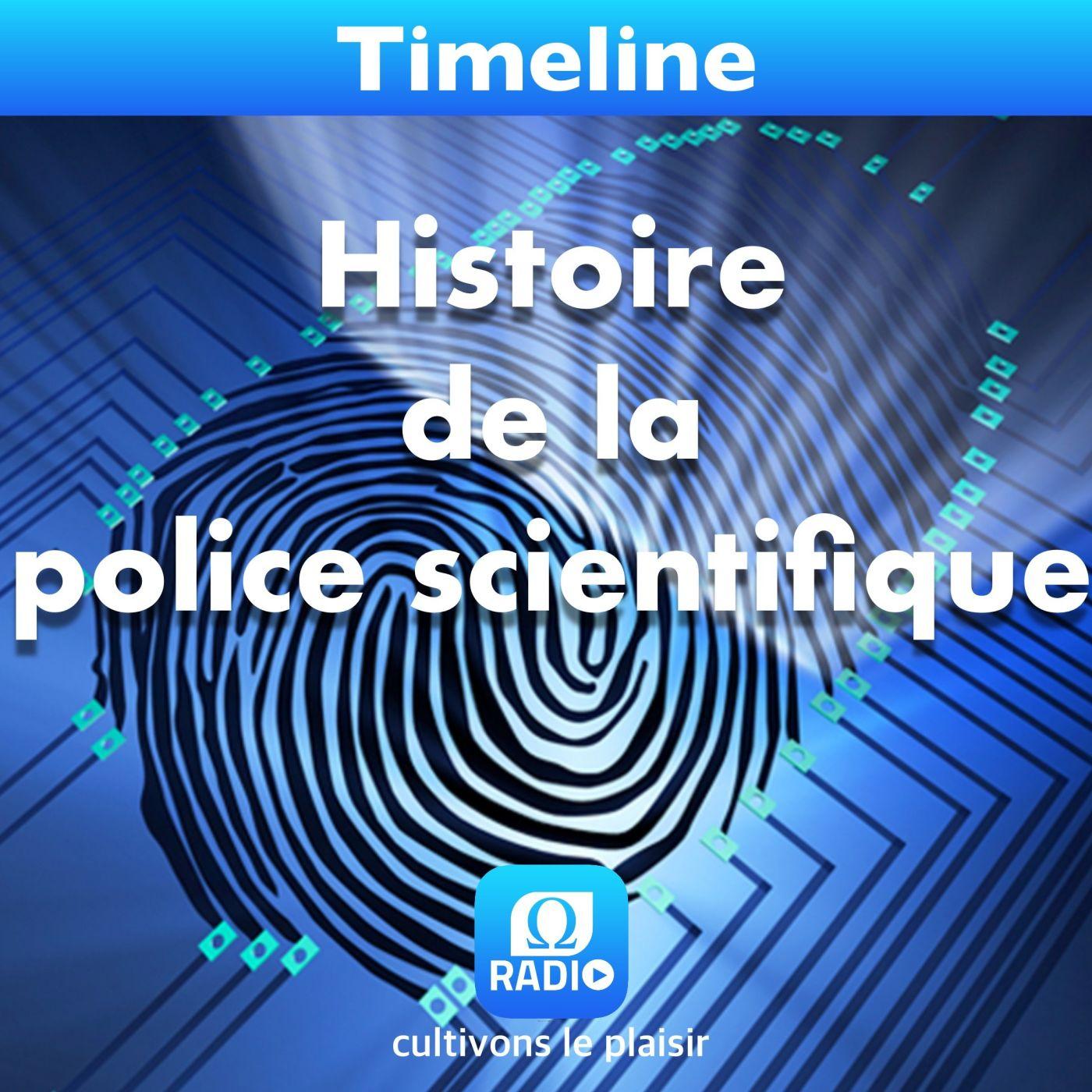 Histoire de la Police Scientifique