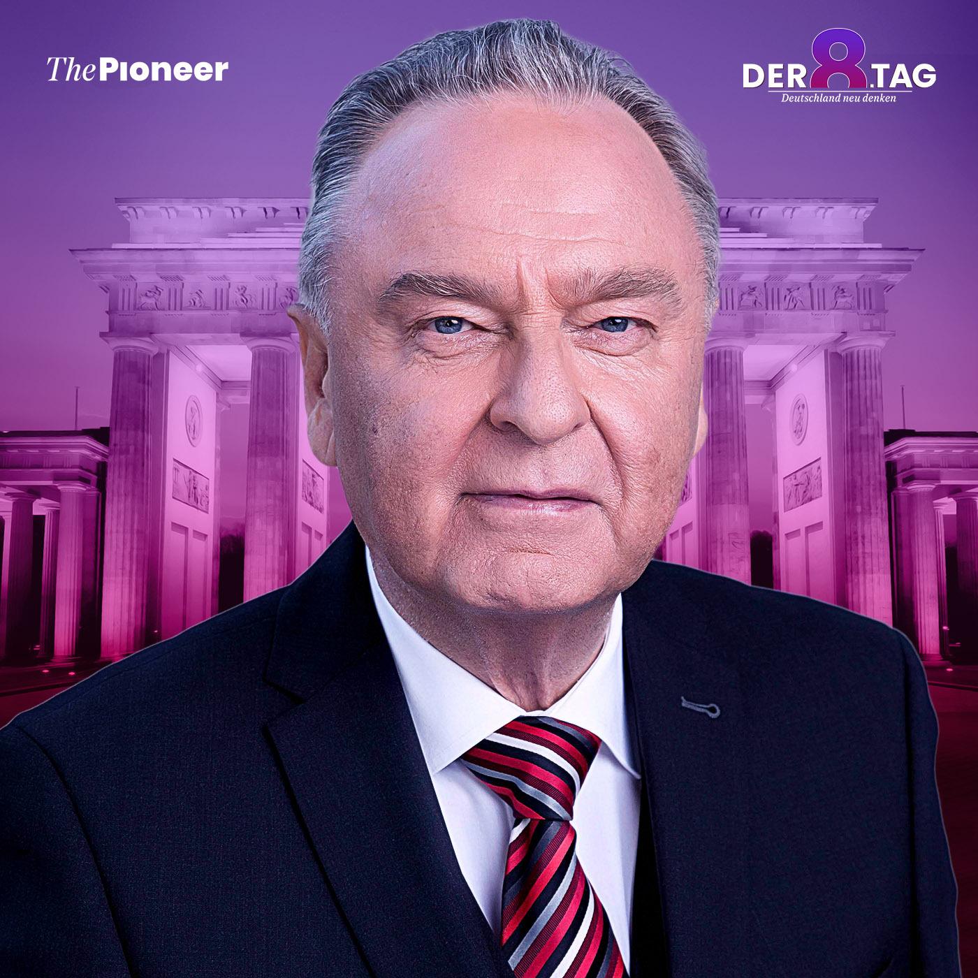 Der achte Tag #50 - Prof. Dr. Hans-Jürgen Papier: Demokratie und Rechtsstaatlichkeit krisenfest machen