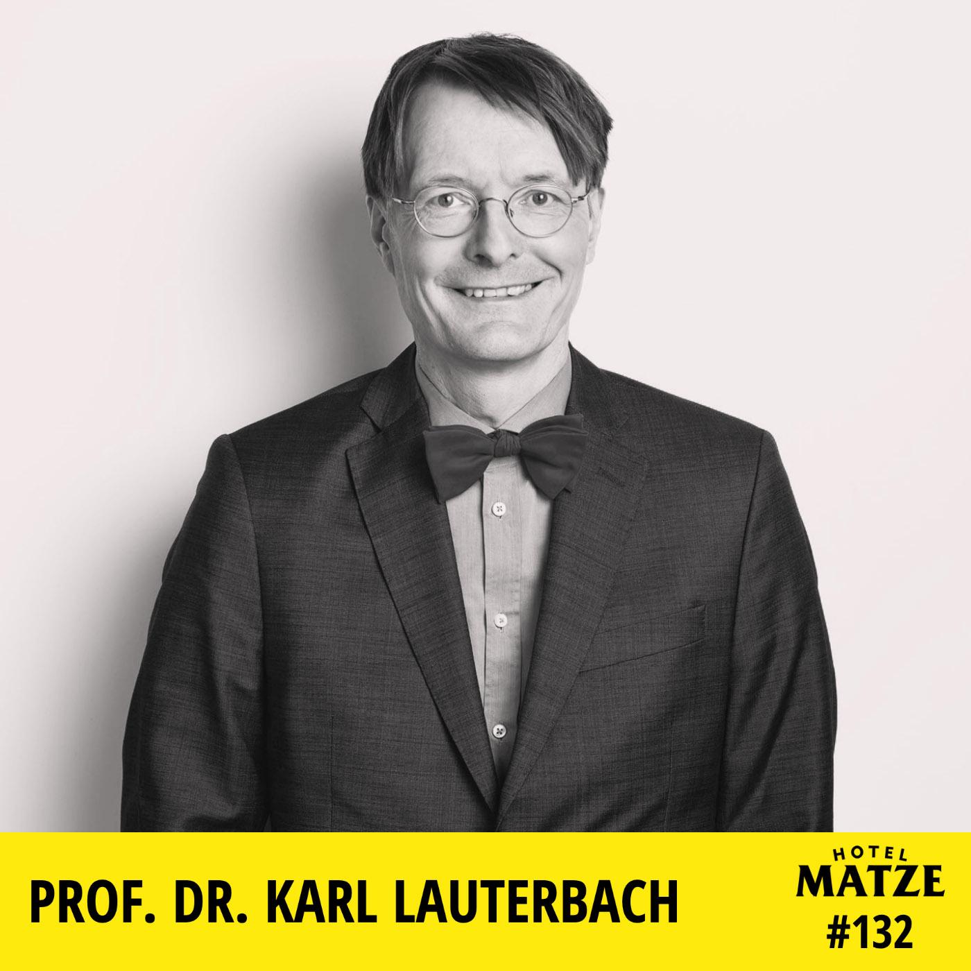 Karl Lauterbach - Wie sieht eine gesunde Gesellschaft aus?
