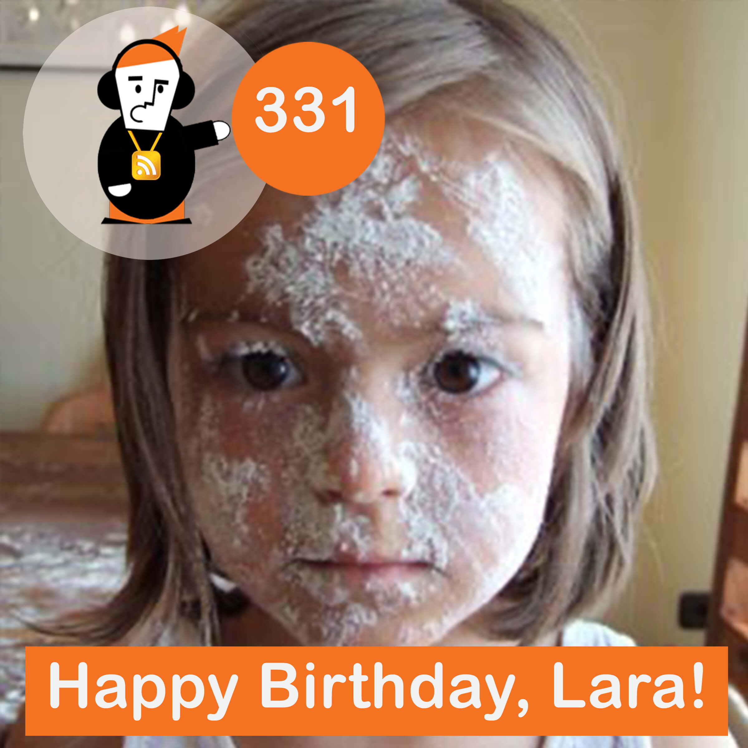 Laras Geburtstag und Orthomol Immun Junior Stars