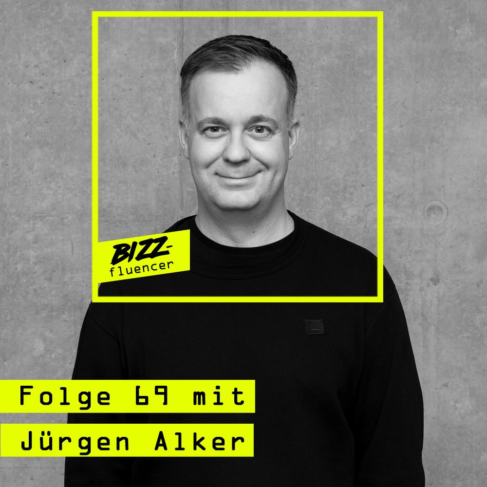 #69 mit Jürgen Alker über den Schlüssel des Netzwerkens