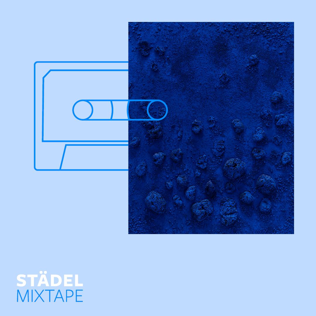 #10 Yves Klein - Relief éponge bleu (Kleine Nachtmusik), 1960