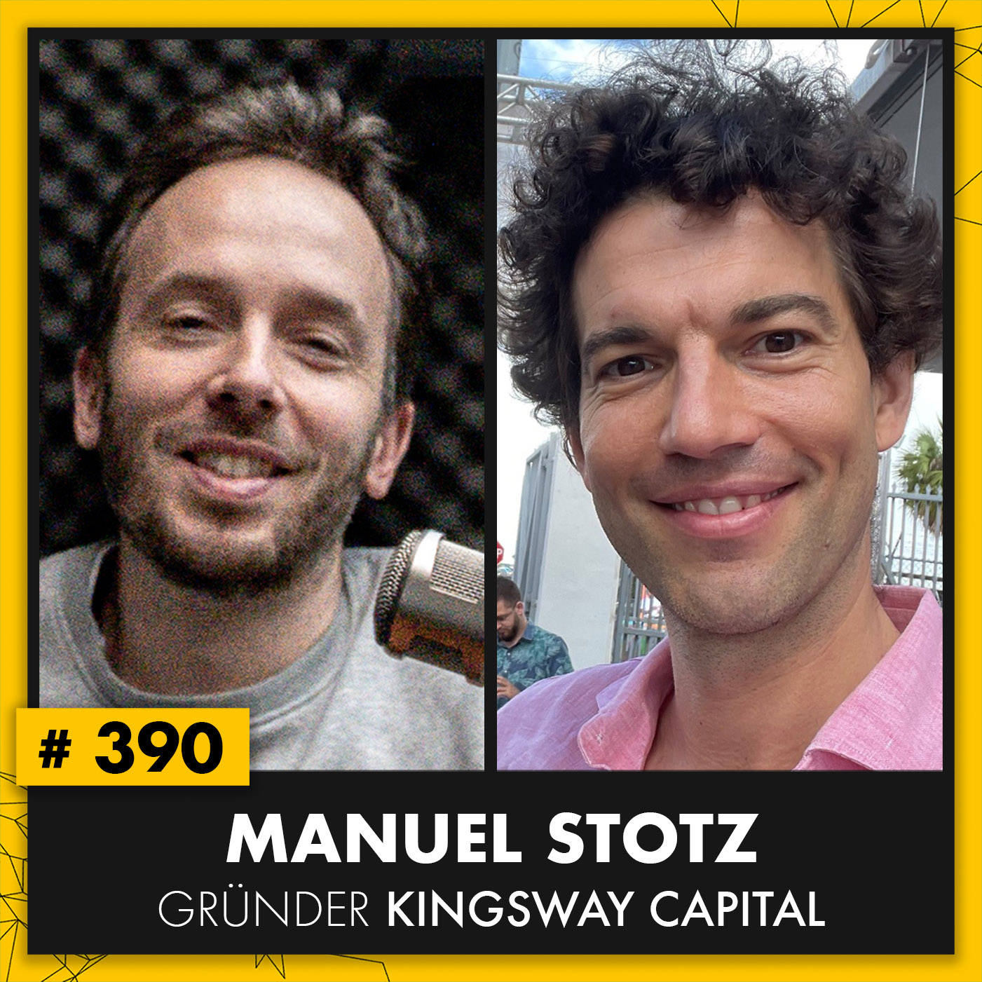 OMR #390 mit Kingsway Capital Gründer Manuel Stotz
